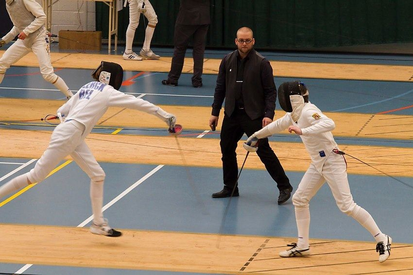 Championnat de Belgique Cadets 2013 à Perwez (02/12/12)
